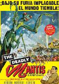 Comprar HE DEADLY MANTIS (EL MONSTRUO ALADO): EDICION LIMITADA (VERSION