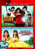 Comprar PACK PROGRAMA DE PROTECCION DE PRINCESAS + CAMP ROCK
