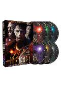 Comprar FARSCAPE (TEMPORADA 2): EDICION COLECCIONISTA (DVD)