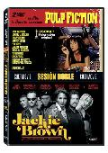 PULP FICTION + JACKIE BROWN: SESION DOBLE