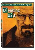 Comprar BREAKING BAD: TEMPORADA 4 (DVD)