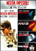 Comprar MISION IMPOSIBLE: PACK 1-5 (DVD)