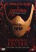 Comprar PACK HANNIBAL + EL DRAGON ROJO
