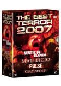 Comprar ACK THE BEST TERROR 2007: MENTES EN BLANCO + MALEFICIO + PULSE +