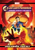 Comprar LOS CUATRO FANTASTICOS: �INVASION TOTAL! (VERSION ANIMADA): VOLUM