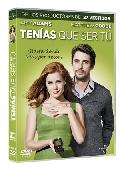 Comprar TENIAS QUE SER TU (DVD)