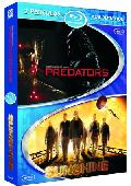 Comprar PREDATORS + SUNSHINE (BLU-RAY)