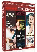 Comprar TRIPLE SESION BETTE DAVIS (DVD)