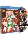 Comprar HIGH SCHOOL OF THE DEAD VOL.3 (COMBO BLU-RAY + DVD)