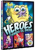 Comprar BOB ESPONJA HEROES DEL FONDO BIKINI (DVD)