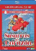Comprar SUSURROS DEL CORAZON: STUDIO GHIBLI COLLECTION (COMBO BLU-RAY + D