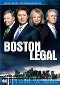 Comprar BOSTON LEGAL: CUARTA TEMPORADA (DVD)