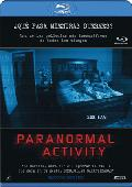 Comprar PARANORMAL ACTIVITY (BLU-RAY)