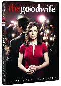 Comprar THE GOOD WIFE: PRIMERA TEMPORADA (DVD)