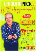Comprar PACK CHIQUITO DE LA CALZADA (DVD)