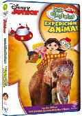 Comprar DISNEYS LITTLE EINSTEINS: EXPEDICION ANIMAL (DVD)