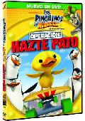 Comprar LOS PINGUINOS DE MADAGASCAR: OPERACION HAZTE PATO (DVD)