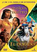 Comprar PACK EL PRINCIPE DE EGIPTO + LA RUTA HACIA EL DORADO