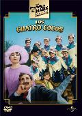 Comprar LOS CUATRO COCOS: THE MARX BROTHERS COLLECTION