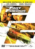 Comprar THE FAST AND THE FURIOUS (A TODO GAS)  DVD