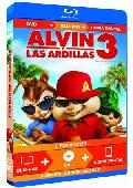 Comprar ALVIN Y LAS ARDILLAS 3 (CON COPIA DIGITAL) (TRIPLE PLAY BLU-RAY +
