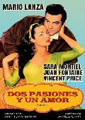 Comprar DOS PASIONES Y UN AMOR (DVD)