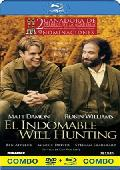 Comprar EL INDOMABLE WILL HUNTING (COMBO BLU-RAY + DVD)
