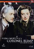 Comprar VIDA Y MUERTE DEL CORONEL BLIMP (DVD)
