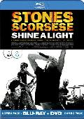 Comprar SHINE A LIGHT (VERSION ORIGINAL) (COMBO BLU-RAY + DVD)