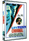 Comprar LEY CRIMINAL (DVD)