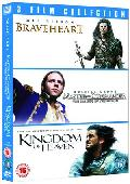 Comprar PACK EL REINO DE LOS CIELOS + MASTER AND COMMANDER + BRAVEHEART (