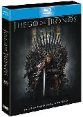 Comprar JUEGO DE TRONOS: PRIMERA TEMPORADA COMPLETA (BLU-RAY)