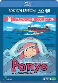 Comprar PONYO EN EL ACANTILADO: STUDIO GHIBLI COLLECTION (COMBO BLU-RAY +