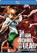 Comprar HIGH SCHOOL OF THE DEAD: VOL.1 (COMBO BLU-RAY + DVD)