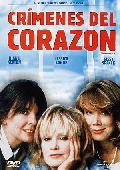 Comprar CRIMENES DEL CORAZON (DVD)