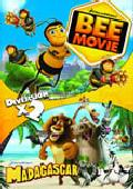 Comprar PACK BEE MOVIE + MADAGASCAR