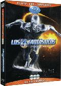 Comprar OS 4 FANTASTICOS Y SILVER SURFER (CON COPIA DIGITAL) (TRIPLE PLA