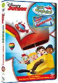 Comprar DISNEYS LITTLE EINSTEINS: DE VIAJE POR AMERICA (DVD)