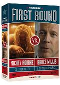 Comprar MICKEY ROURKE VS. BRUCE WILLIS: FIRST ROUND (DVD)
