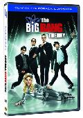 Comprar THE BIG BANG THEORY: TEMPORADA 4 COMPLETA (DVD)
