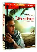 Comprar LOS DESCENDIENTES (CON COPIA DIGITAL) (TRIPLE PLAY  DVD + BLU-RAY