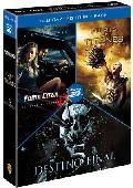 Comprar FURIA CIEGA + DESTINO FINAL 5 + FURIA DE TITANES: TRIPLE PACK (BL