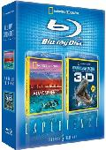 Comprar PACK BLU-RAY EXPERIENCE: ATMOSPHERES + GIGANTES DEL OCEANO 3D (BL