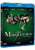 Comprar LOS CUATRO MOSQUETEROS - LA VENGANZA DE MILADY (BLU-RAY)