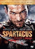 Comprar SPARTACUS: SANGRE Y ARENA: PRIMERA TEMPORADA COMPLETA (DVD)
