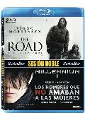Comprar THE ROAD + MILLENNIUM 1: SESION DOBLE (BLU-RAY)