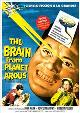 THE BRAIN FROM PLANET AROUS (EL CEREBRO DEL PLANETA AROUS): EDICI