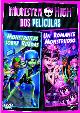 Comprar MONSTER HIGH: MONSTRUITAS SOBRE RUEDAS+UN ROMANCE MONSTRUOSO(DVD)