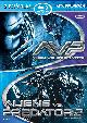 PACK ALIEN VS. PREDATOR + ALIENS VS. PREDATOR 2 (BLU-RAY)