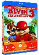 ALVIN Y LAS ARDILLAS 3 (CON COPIA DIGITAL) (TRIPLE PLAY BLU-RAY +